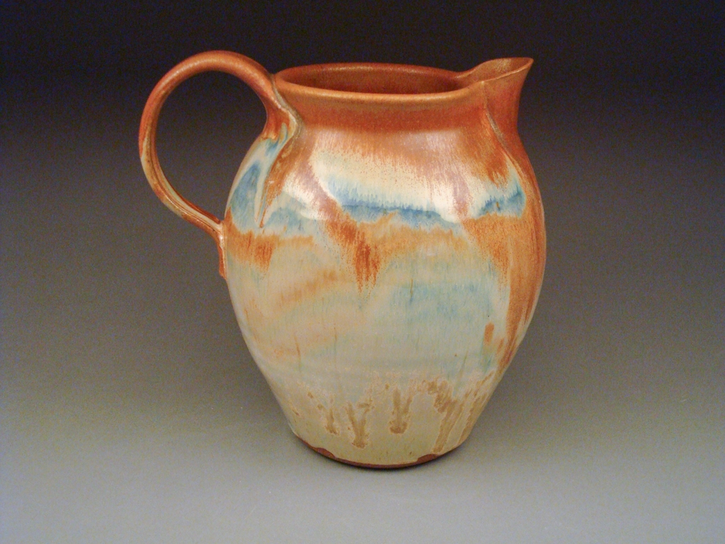 Pitcher in Cin Opal