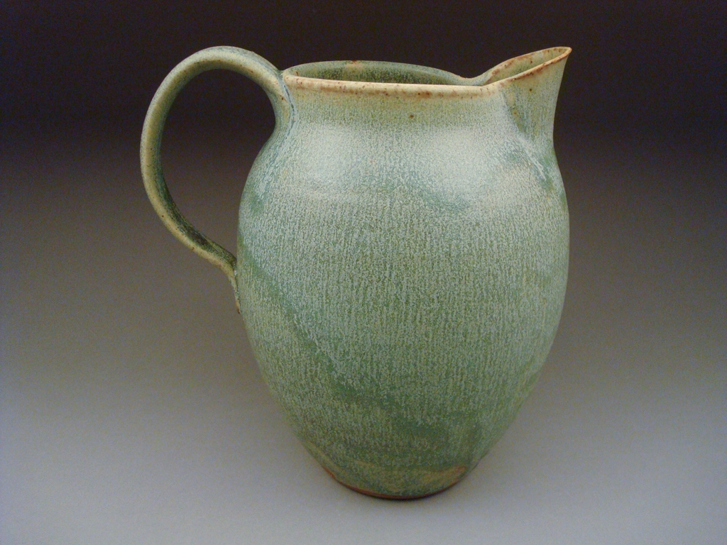 Pitcher in Patina